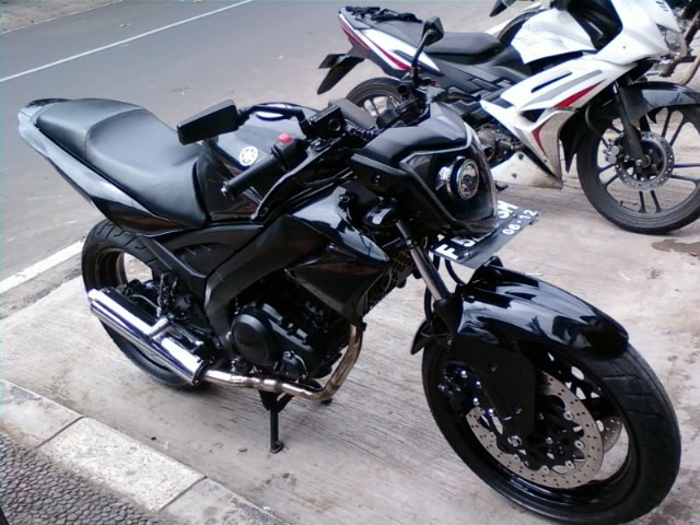 VIXION MODIFIKASI STREET FIGHTER SBC title=