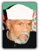 المرحوم الشيخ الشعراوي