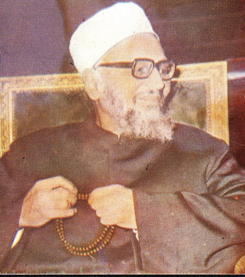 المرحوم الشيخ عبد الحليم محمود