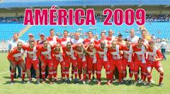 AMÉRICA BI CAMPEÃO 2008 E 2009