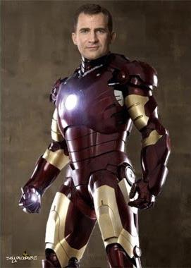 Príncipe IronMan