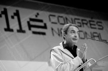 Zapatero: a rezar