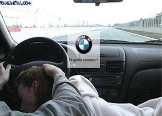 ¿Te gusta conducir?