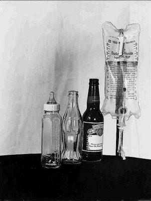 Definición de la vida 2: cuatro botellas