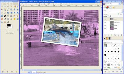 Tutorial GIMP - Resaltar partes de imágenes