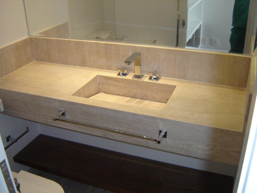 Galeria do Mármore Banheiros # Pia Para Banheiro Moderno