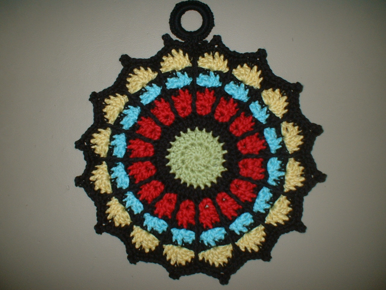 stained glass kaleidoscope instructions