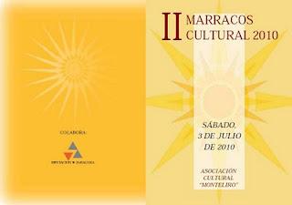 Festival Cultural de Marracos