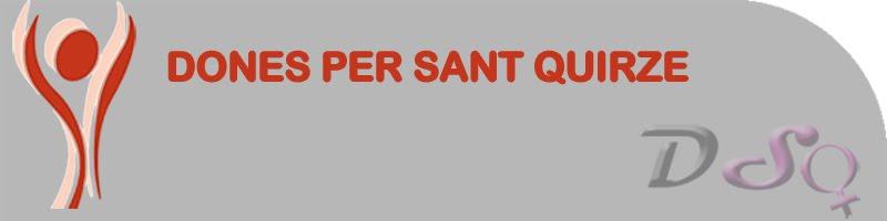 Dones per Sant Quirze