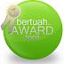 Award from Ash Anas