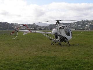 Heliflight Schweizer 269C
