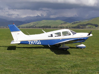 Wellington Aero Club, Piper PA28-181 Archer, ZK-TDJ