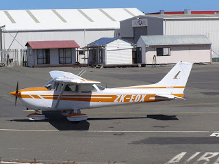 Ardmore Flying School, Cessna C172N, ZK-EOX