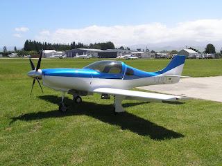 Neico Aviation Lancair 320, ZK-VDQ