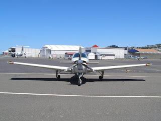 Beechcraft F33A, ZK-EDS