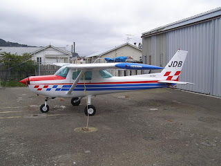 New Plymouth Aero Club, Cessna A152, ZK-JDB