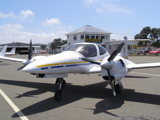 CTC Wings, Diamond DA42 Twin Star, ZK-CTI