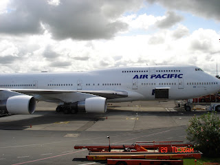 Air Pacific, Boeing B747-400, DQ-FJK