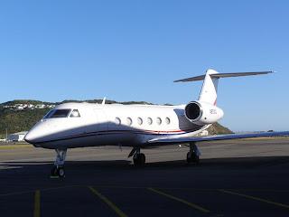 Gulfstream GIV-X, N851GG
