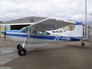 Cessna A185F, ZK-PRM