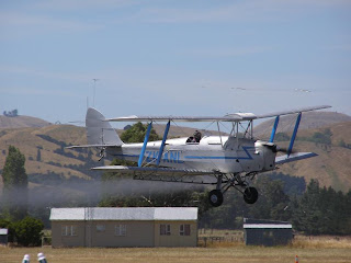 de Havilland DH82A Tiger Moth, ZK-ANL