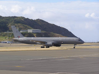 Boeing B757-200, NZ7571, Royal New Zealand Airforce
