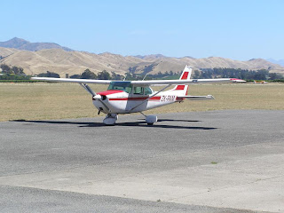 Cessna 172K, ZK-PAM, Marlborough Aero Club