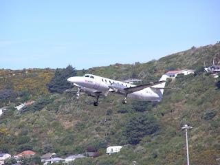 Fairchild SA227-AC Metroliner, ZK-POB, Airwork Flight Operations of Auckland