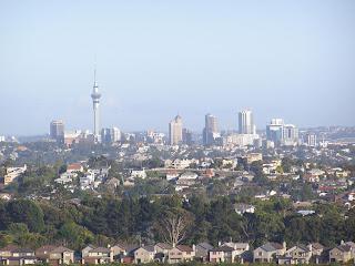 Auckland CBD/Skytower