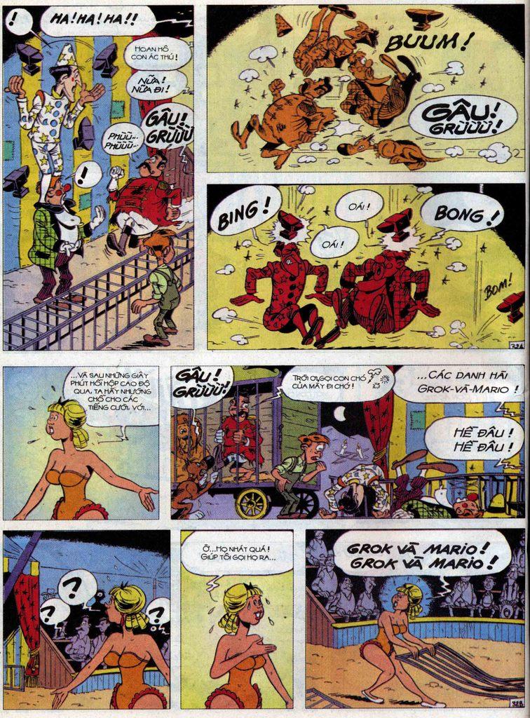 Lucky Luke Chap 71 - Trang 32