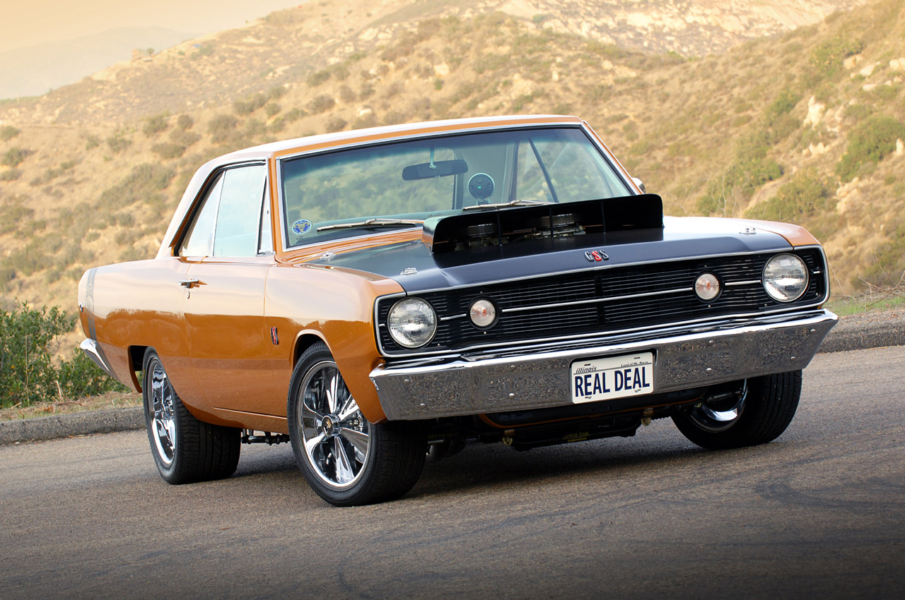 dodge dart gts 1968 muscle cars muscle cars never die. Black Bedroom Furniture Sets. Home Design Ideas