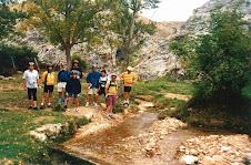 Tiermes (Soria) Nacimiento rio Pedro