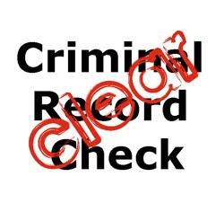 Criminal search canada