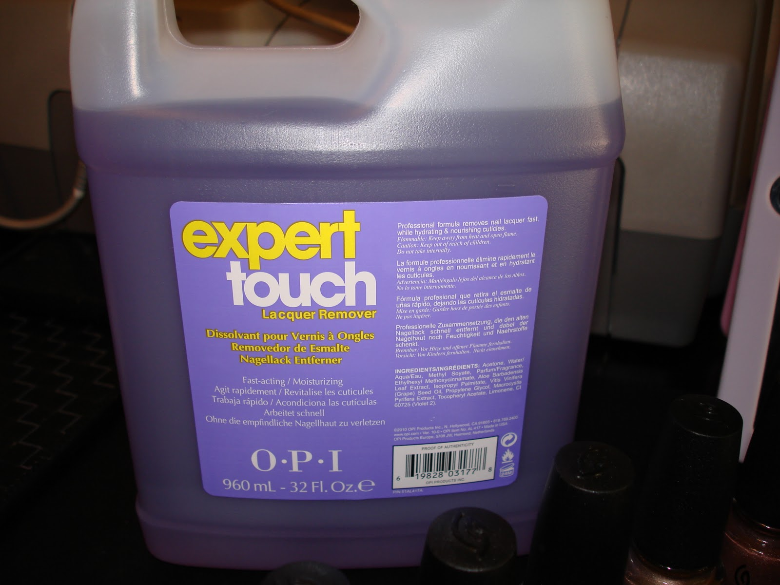 opi expert touch