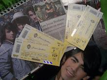 Las entradas!