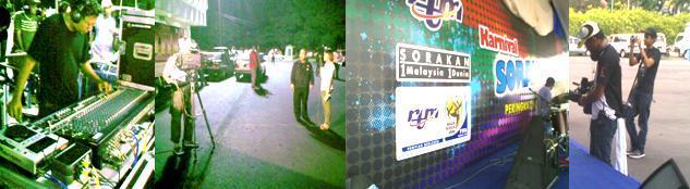 RTM Karnival Sorakan 1 Malaysia 1 Dunia