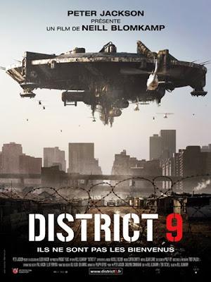Au coeur du Cinema District_9_affiche