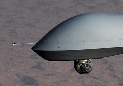 Autour du drone Predator vidéopiraté