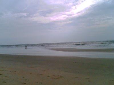 Betalbatim Beach Goa