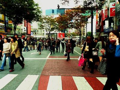 Persa nella folla di Shibuya! - Elisa Chisana Hoshi