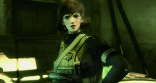 Meryl Silverburgh (Metal Gear Solid 4)
