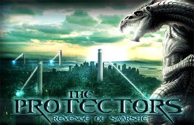 The Protectors Revenge of Saarshe