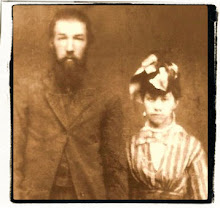 OLIVER'S PARENTS, MARTIN and GRACY CLISER, 1877
