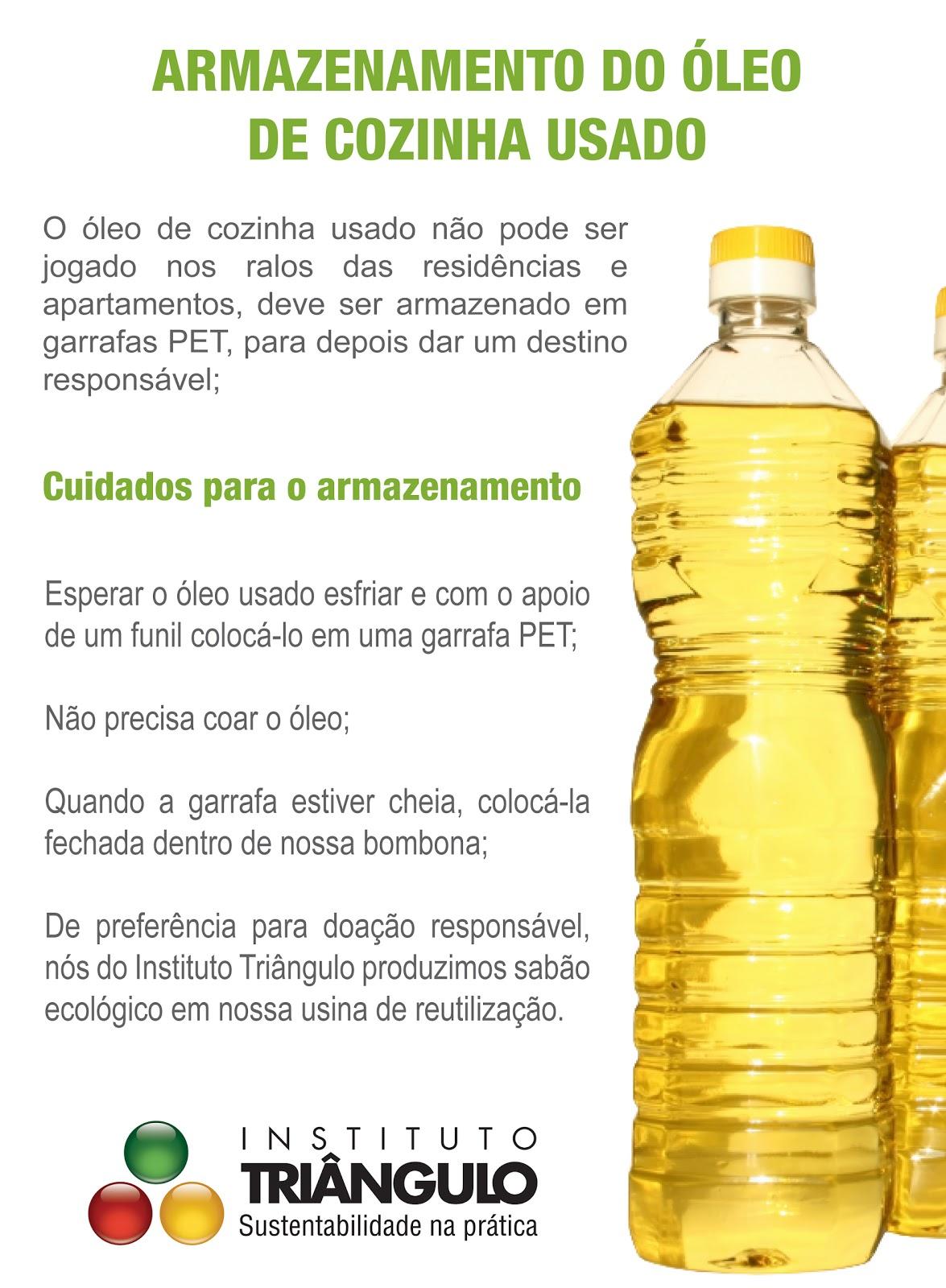 Cond Ed. Residencial das Colinas: Reciclagem Óleo de Cozinha #C0AC0B 1175 1600