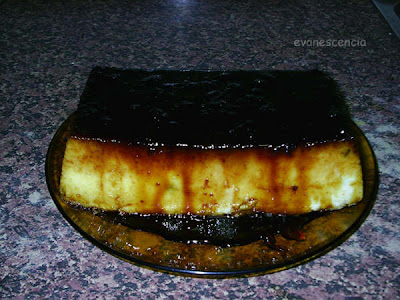 pudding desmoldado