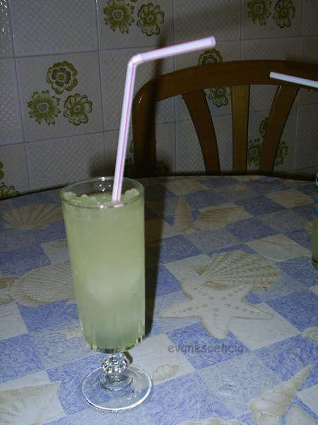 Granizada de limón