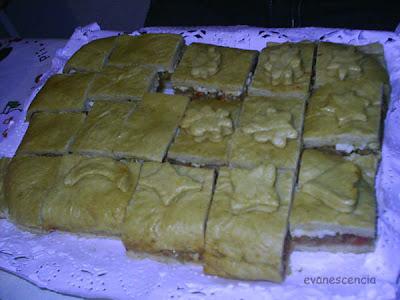 empanada gallega rellena de atun