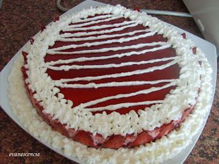tarta decorada