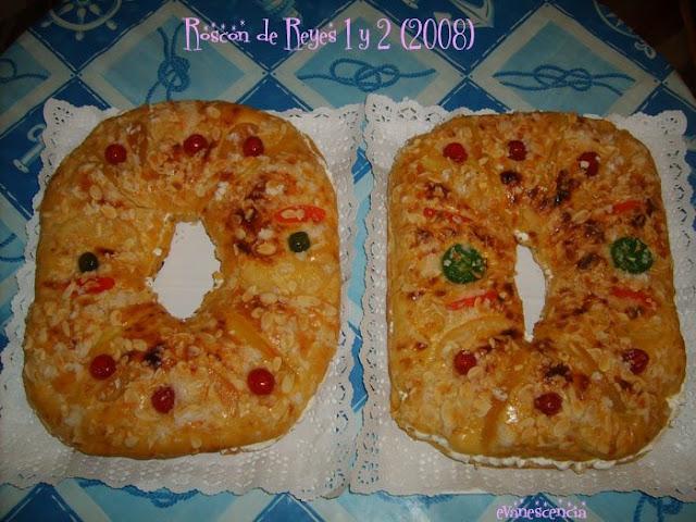 roscones de reyes 2008