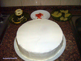 decorar tarta